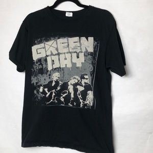 Green Day tour 2010 graphic Tee